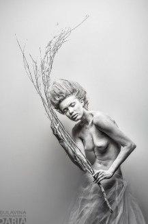 Photo: Daria Bulavina - Model: Oksana Chucha
