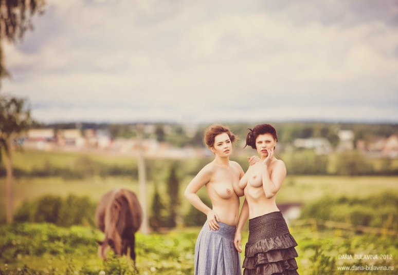 lidia &  Olga Belmor