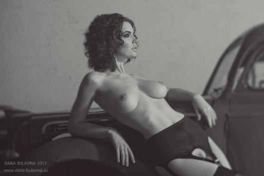 Photo: Daria Bulavina - Model: Lidia